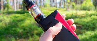 запрет электронных сигарет