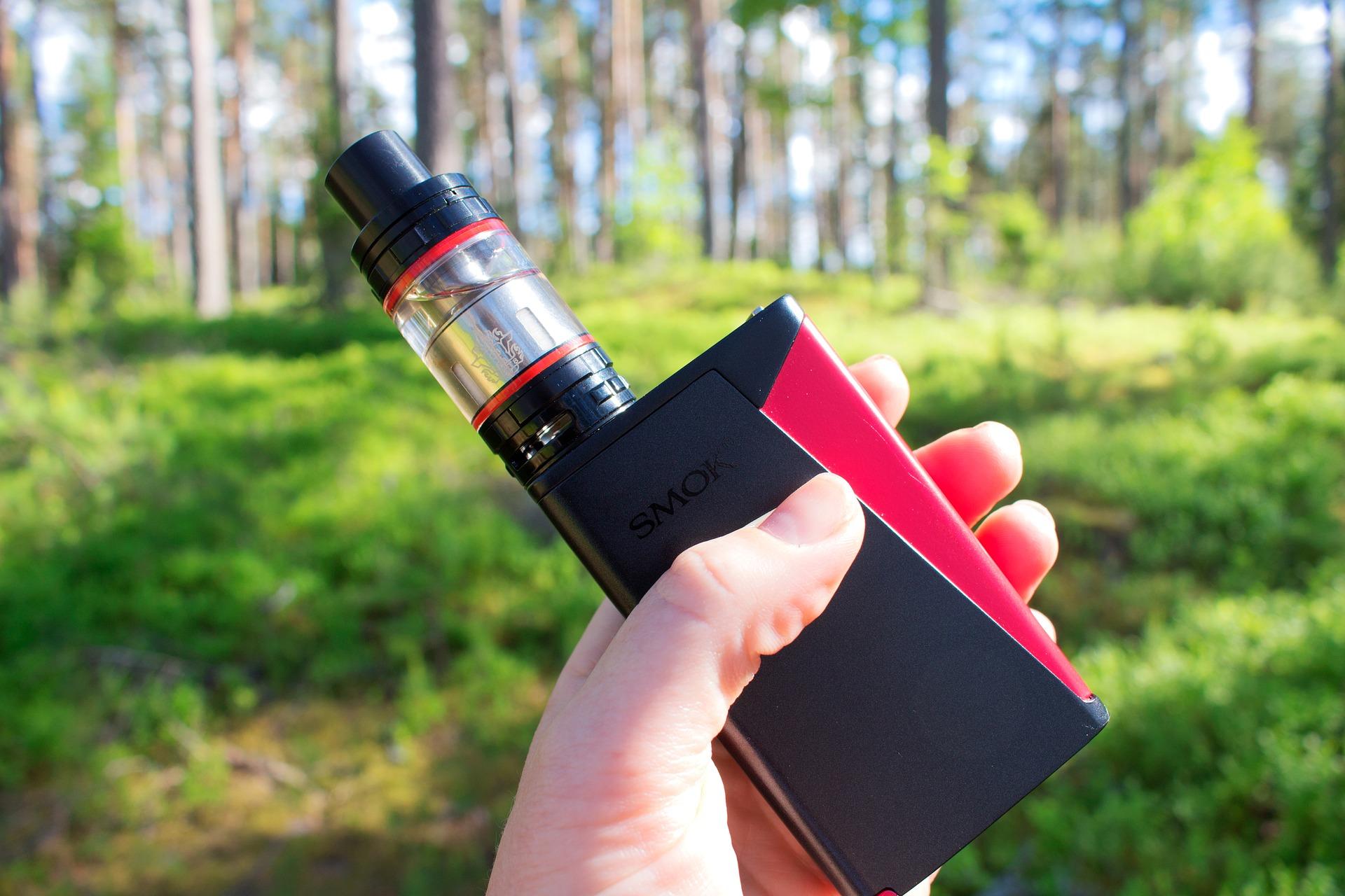 продажа одноразовых электронных сигарет закон