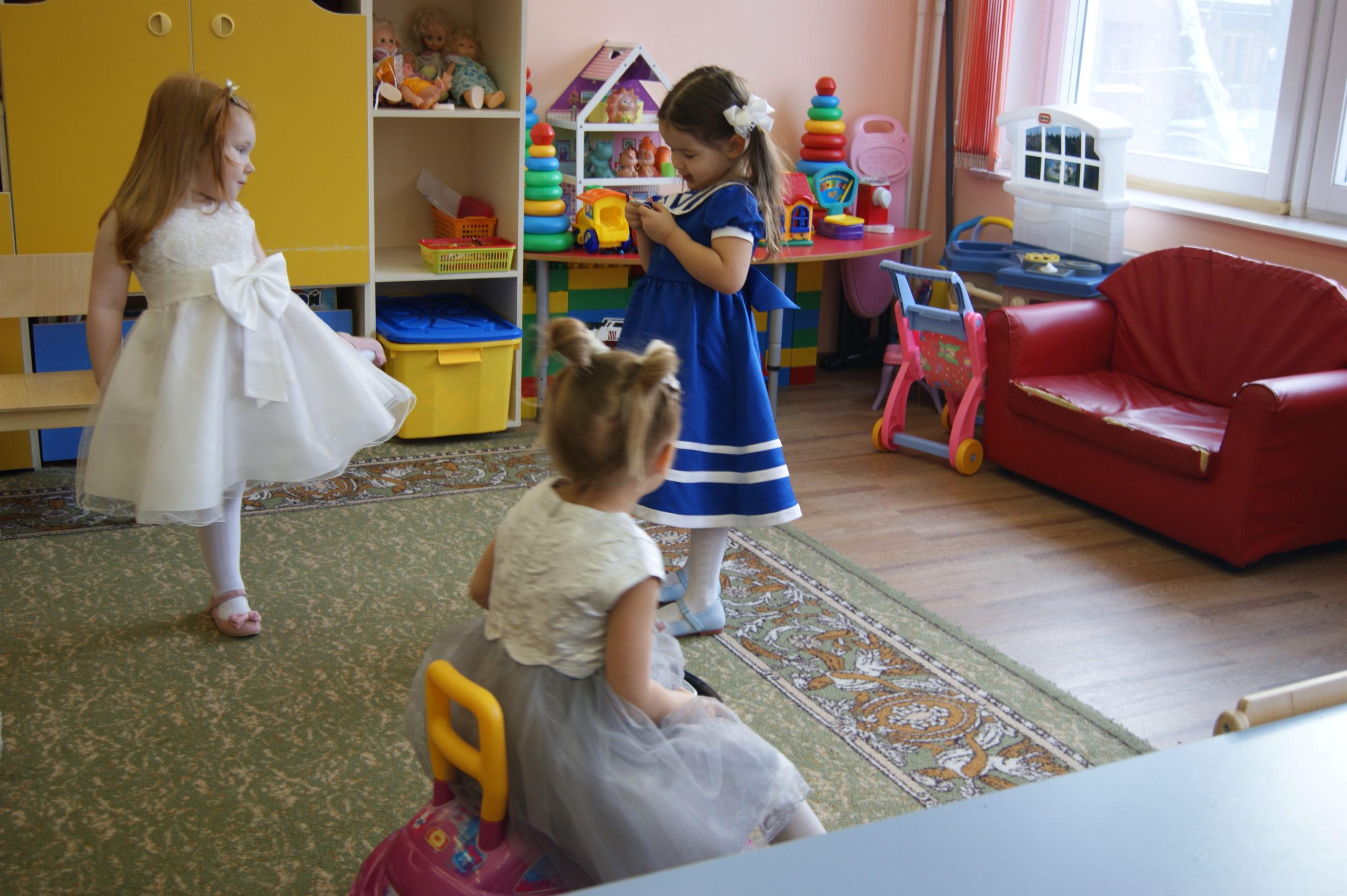 маркировка в детском саду