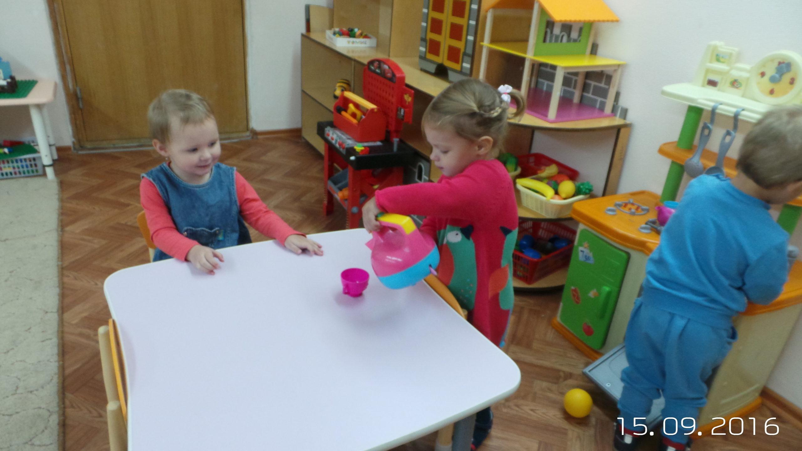 детский сад питание по санпин
