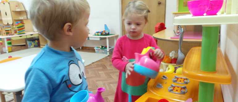 игрушки по санпин в детском саду