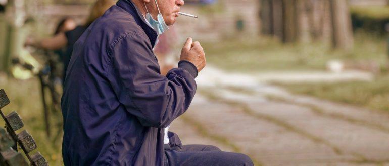 какой штраф если куришь в общественном месте